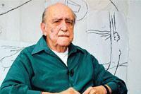 Oscar Niemeyer Turns 100