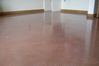 Polished Concrete Shines