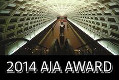 D.C. Metro Wins the 2014 AIA 25 Year Award