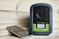 Festool SYSROCK Jobsite Radio