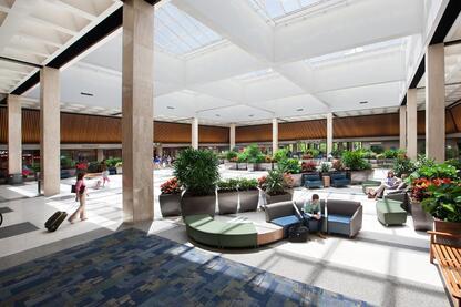Norfolk International Airport - Phase I Improvements