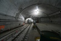 Second Avenue Subway TBM Tunnels, New York