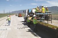 Concrete Rehabilitation work in Utah