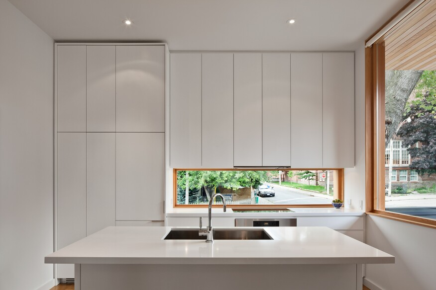 ModerNest House 3, Kyra Clarkson Architect, Toronto