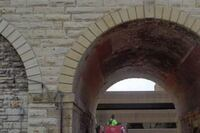 Western Specialty Contractors Restores Brick Archways Underneath Historic Eads Bridge