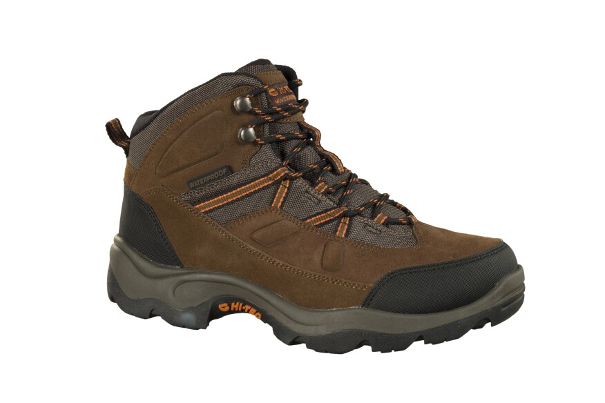 The steel-toe Hi-Tec