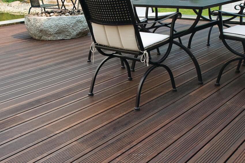 Dasso Group DassoXTR Bamboo Decking Planks