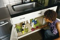 Waterproof Sink-Base Cabinet