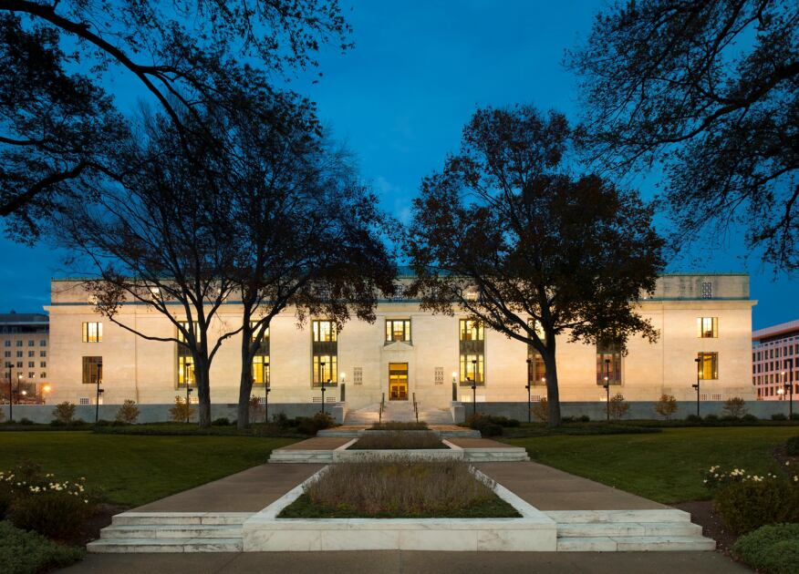 Award of Excellence In Historic Resources winner National Academy of Sciences by Quinn Evans Architects.