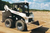 Vertical-lift Skid-steer