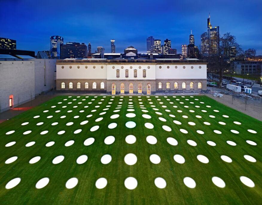 Städel Museum in Frankfurt am Main by Licht Kunst Licht AG
