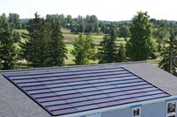 Photovoltaic Solar Roof System: Interview With Robert Allen