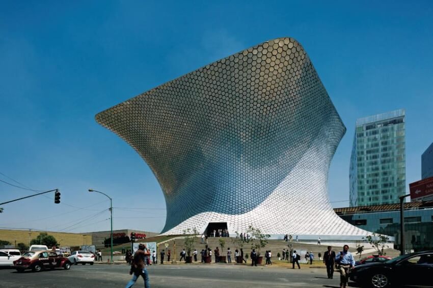 Museo Soumaya - Plaza Carso, Mexico City
