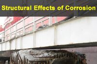 Corrosion's Effects Extend to Structural Properties