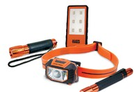 Versatile Headlamps and Handheld Lighting from Klein Tools