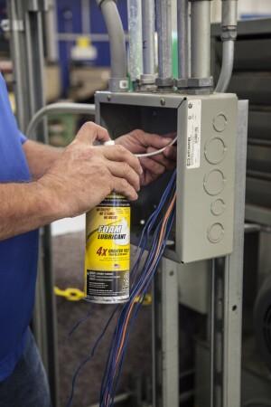 Foam Wire Pulling Lubricant