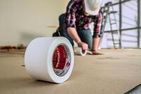 Eliminate Cure Lines with Builder Board Breathable Tape