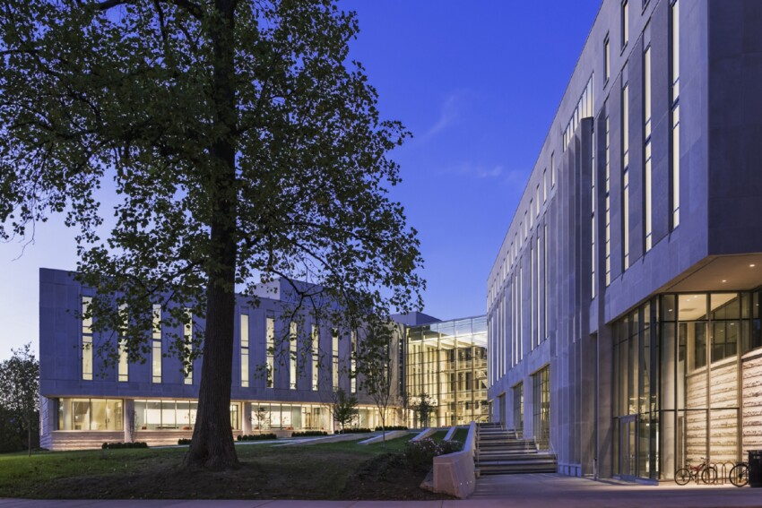 Indiana University Global and International Studies Building