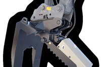 Excavator Attachment from Daniel Mfg.