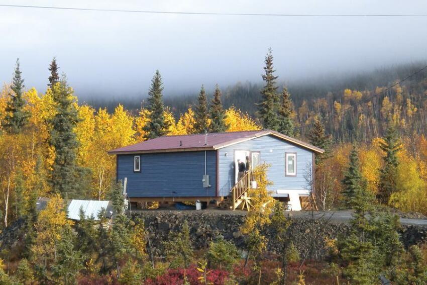Building Cost-Effective Emergency Housing in Alaska
