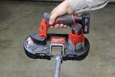 Tools Up Close: Milwaukee M12 Band Saw
