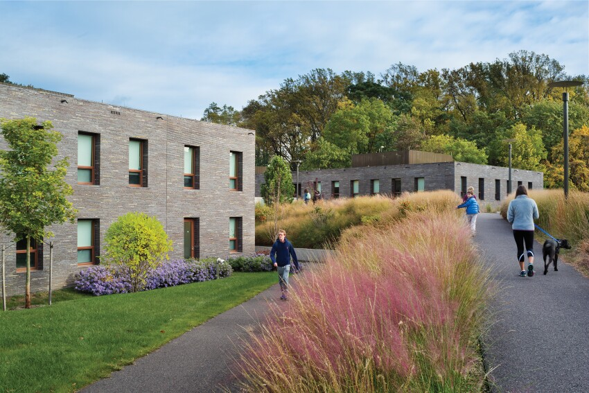 Kim and Tritton Residence Halls, Haverford College