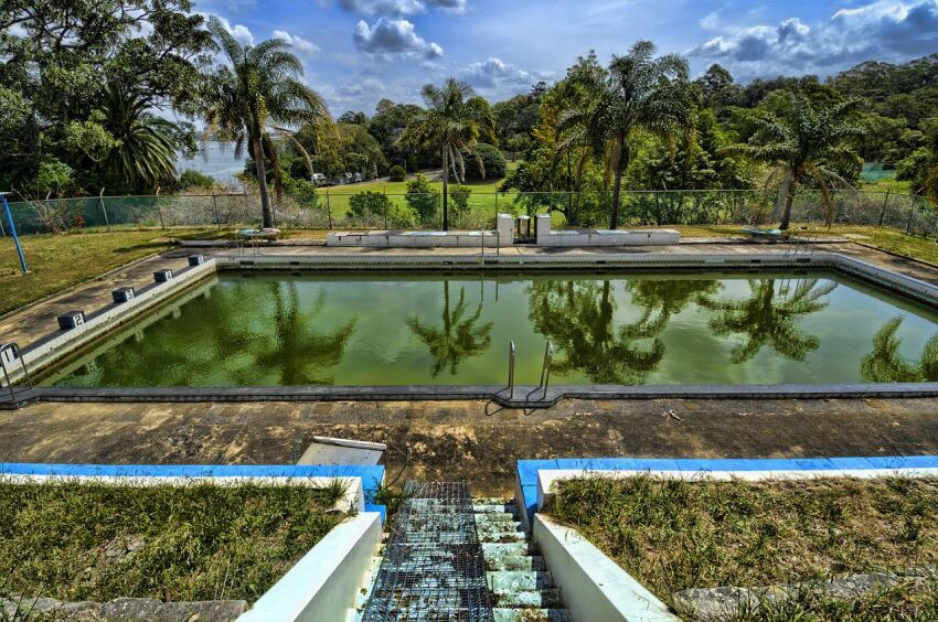 6 Abandoned Pools Aquatics International Magazine