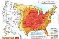Tornado Shelter Building Code Revisions