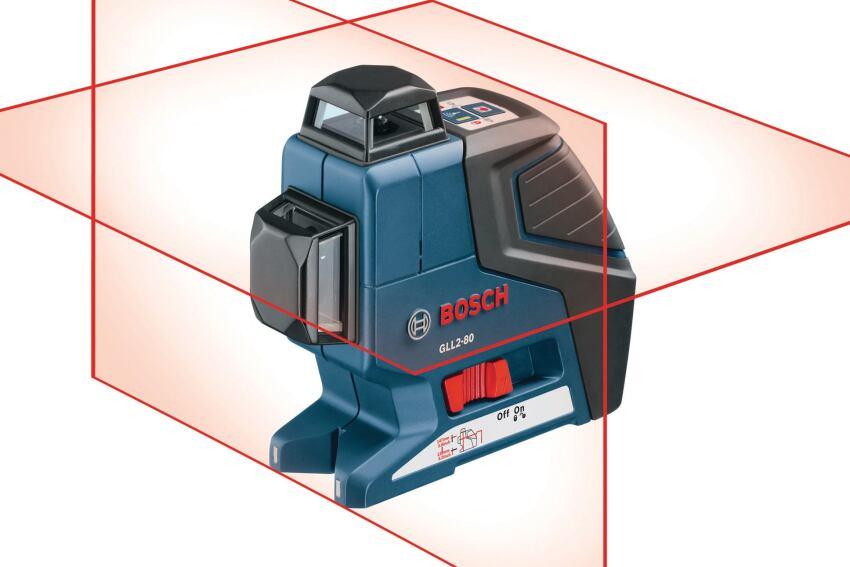 Bosch Measuring Tool GLL2-80 Laser