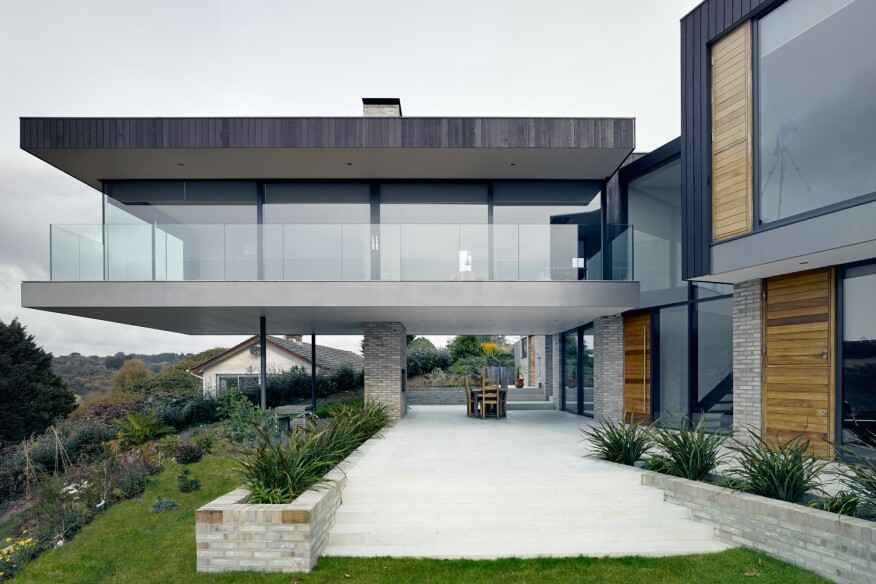 The Owers House, Feock, U.K., by John Pardey Architects
