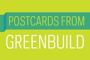 Industry Pioneers at Greenbuild 2013