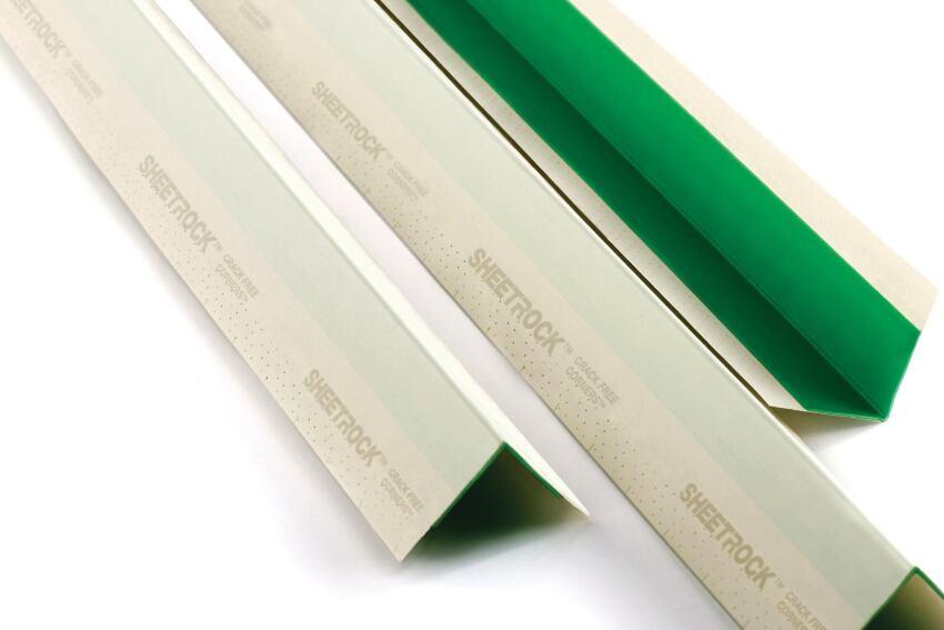 USG's Sheetrock Paper-Faced Plastic Bead