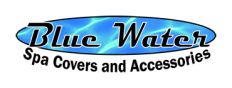 Blue Water Spa Covers Logo