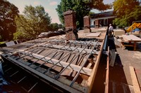 Thomas Jefferson Advises UVA Roofing Project