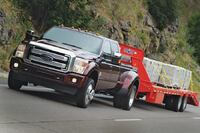 Ford truck hauls more than 2014 model