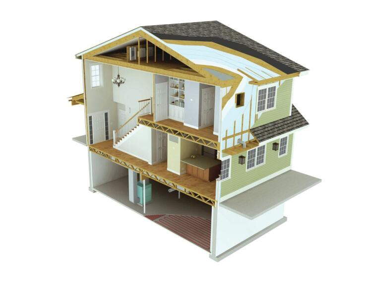 NIST Test House Reports Energy Surplus