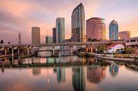 Tampa Bay's Gulf Coast Calm