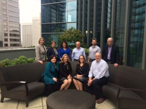 The founding members of the Council of Independent State Housing Associations gather at CohnReznick's annual Fall Affordable Housing Conference in Atlanta on Sept. 22.