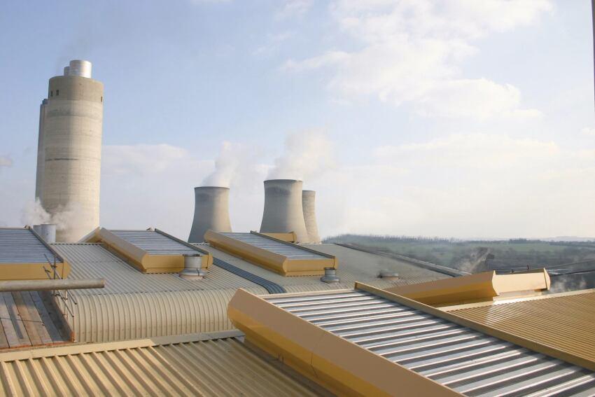 Ventilator Removes Heat