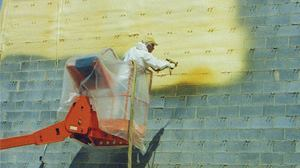 The extra layer of insulation improves indoor air quality by blocking moisture that causes mold growth.