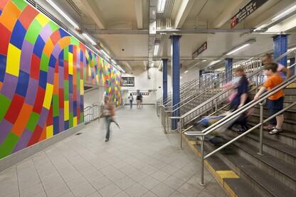 Columbus Circle Station Complex Rehabilitation