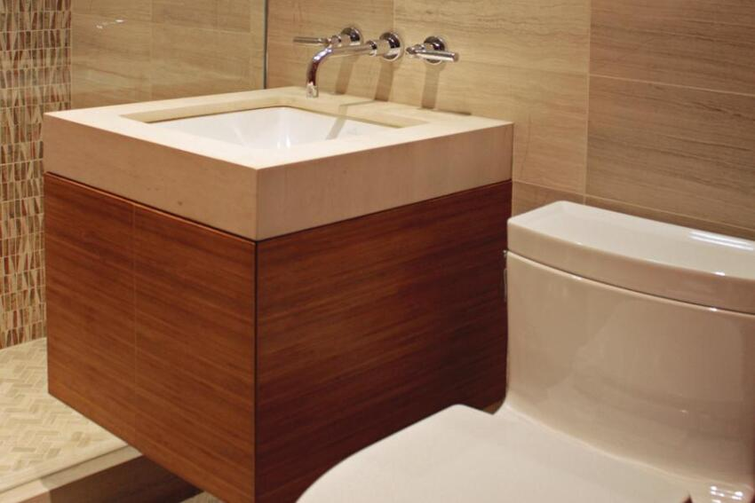 Basin Instinct: A Pre-War Bathroom Gets an Amazing, Sustainable Makeover