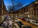 """The Radiance Award went to Rotterdam-based lighting design firm for their urban lighting project titled """"Broken Light."""""""