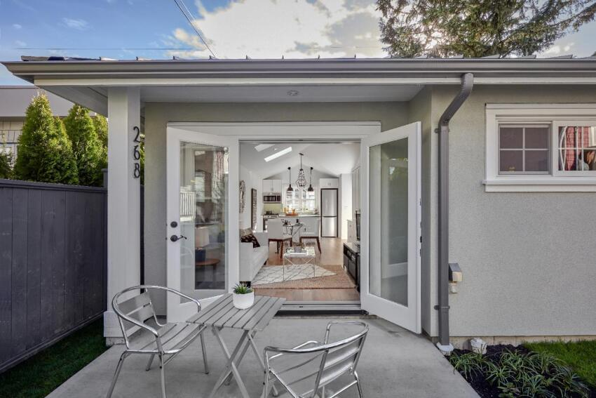 The Quintessential Laneway House