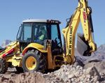 New Holland Construction B95B Backhoe Loader