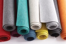 Green Materials: Six Sustainable Coverings from NeoCon 2015