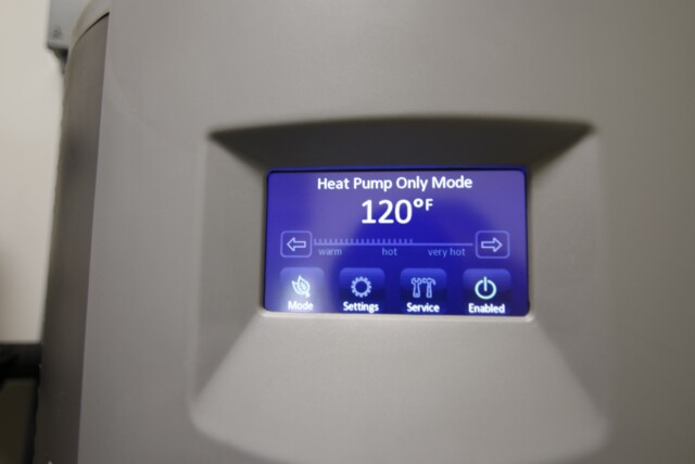 Rheem Hybrid Heat Pump