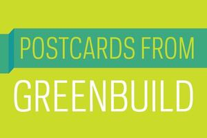 Industry Pioneers at Greenbuild 2013