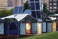 Installation: Sun Pavilion