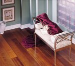 Glueless Laminate Flooring is a Snap